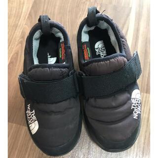 ザノースフェイス(THE NORTH FACE)のノースフェイス  靴 18cm(スニーカー)