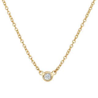 ティファニー(Tiffany & Co.)のティファニー ダイヤモンドバイザヤード 0.12カラット(ネックレス)