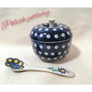 セラミカ CERAMIKA★アップルポット ティースプーン ポーランド食器(食器)