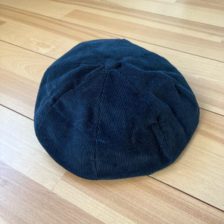 ビューティアンドユースユナイテッドアローズ(BEAUTY&YOUTH UNITED ARROWS)のコーデュロイ ベレー帽(ハンチング/ベレー帽)