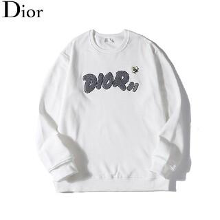 Dior - 【2点7500円数量限定】DIOR#HQN100905 ロゴ付き スウェット