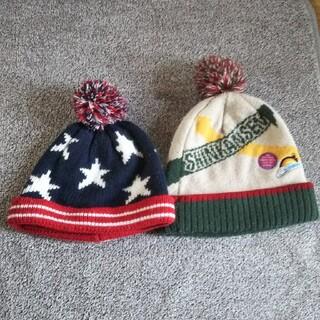 サンリオ(サンリオ)のニット帽 2つセット(帽子)