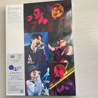Johnny's - [SixTONES]on eST(DVD初回盤)