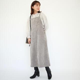 しまむら - 新品試着のみ terawear emu フロントタックシャツ 白 テラ てら