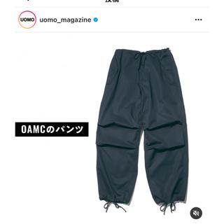Jil Sander - 最終値下げ20aw oamc パンツ