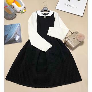 "FOXEY - フォクシー とても人気なワンピース  ""Noble Dress"""
