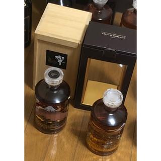 サントリー - 響17年 意匠 武蔵野富士