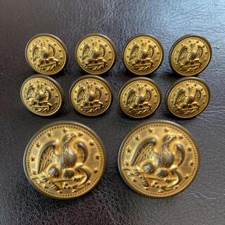 ラルフローレン(Ralph Lauren)のラルフローレン メタルボタン 8個セット(テーラードジャケット)