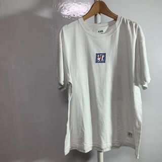 エックスガール(X-girl)のx-girl  Tシャツ M-L 品番442(Tシャツ(半袖/袖なし))