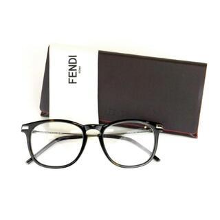 フェンディ(FENDI)のフェンディFENDI■FF0226べっ甲柄フレーム眼鏡アイウェア(サングラス/メガネ)
