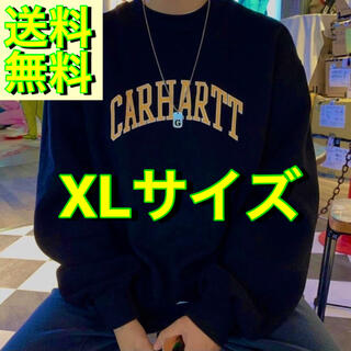 carhartt - 【新品未使用品★XLサイズ】カーハート★トレーナー★スウェット★ブラック
