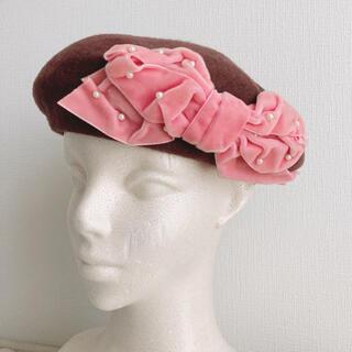 Emily Temple cute - エミリーテンプルキュート リボンベレー帽