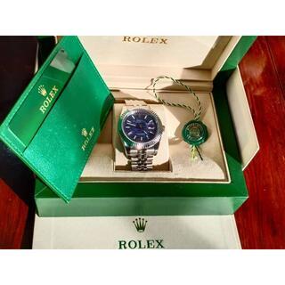 ROLEX - ロレックス 126334 デイトジャスト 41 ブライトブルー ジュビリーブレス