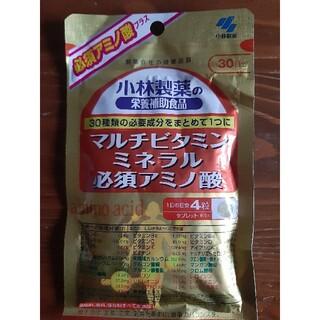 コバヤシセイヤク(小林製薬)の小林製薬 マルチビタミンαミネラルα必須アミノ酸30日分(ビタミン)