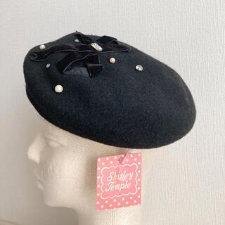 Shirley Temple - シャーリーテンプル リボンベレー帽