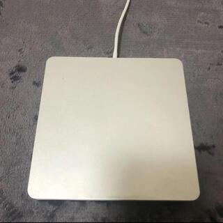 マック(Mac (Apple))のapple USB 光学ドライブ (typeA) mode a1379(PC周辺機器)