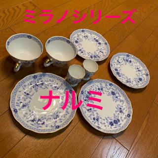 NARUMI - NARUMI ナルミ ミラノ カップ&ソーサー セット