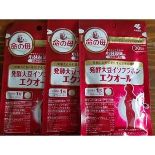 コバヤシセイヤク(小林製薬)の小林製薬 命の母 発酵大豆イソフラボン&エクオール30日分(その他)