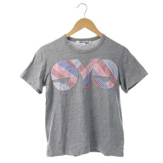 COMME des GARCONS - コムデギャルソン ジュンヤワタナベマン 09AW パッチTシャツ 半袖 S