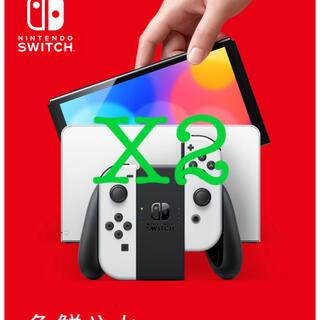 Nintendo Switch - ニンテンドースイッチ 本体 有機el ホワイト