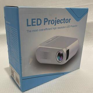 プロジェクター 小型ミニLED投影機プロジェクター ホームシアター