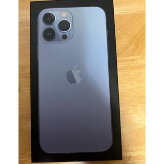 Apple - iPhone13 pro max 256GB シエラブルー