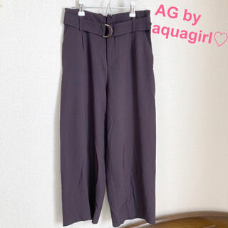 エージーバイアクアガール(AG by aquagirl)の10/21まで値下げ♡エージーバイアクアガール♡パンツ(カジュアルパンツ)