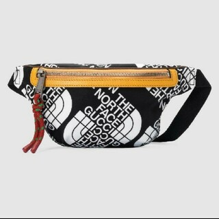 Gucci - The North Face x Gucci belt bag グッチ