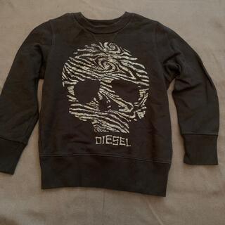 ディーゼル(DIESEL)のDIESELディーゼルキッズトレーナー XXS(Tシャツ/カットソー)