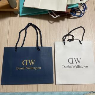 ダニエルウェリントン(Daniel Wellington)のダニエル ウェリントン 紙袋(ショップ袋)