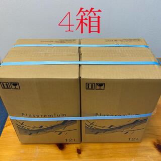 新品 12リットル4箱セット プラスプレミアム コスモ オーケン