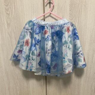 アナスイミニ(ANNA SUI mini)のアナスイミニ 120 スカート(スカート)