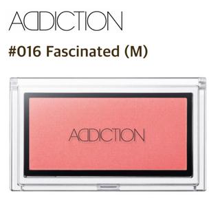 ADDICTION - ADDICTION アディクション ザ ブラッシュ /チーク/016