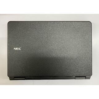 エヌイーシー(NEC)のNEC VersaPro VK26MX-E(ノートPC)