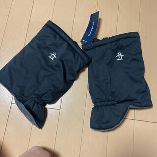 Munsingwear - 【新品】マンシングウェア MUNSINGWEAR   レッグウォーマー ゴルフ