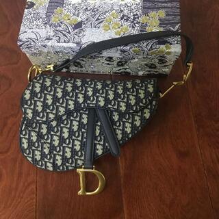 Christian Dior - 美品♡DIOR サドルバッグ ショルダー オブリーク♡