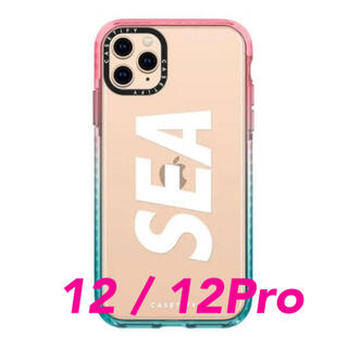 Casetify x WDS CASE for iPhone 12/12Pro