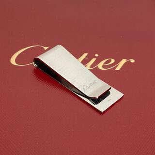 Cartier - Cartier カルティエ 2Cロゴ マネークリップ