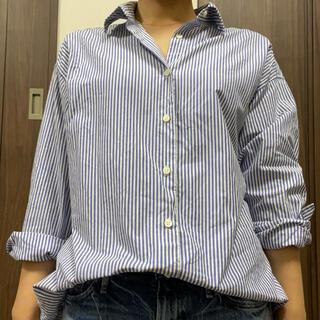 フレイアイディー(FRAY I.D)のFRAYID ストライプシャツ(シャツ/ブラウス(長袖/七分))