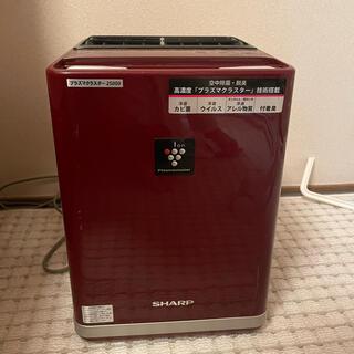 SHARP - SHARP 空気清浄機 IG-BK100-R