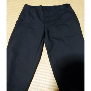 UNIQLO - ユニクロ ズボン 黒 Sサイズ