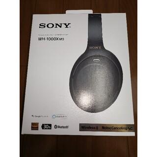 SONY WH-1000XM3 ソニー ヘッドフォン ノイズキャンセリング