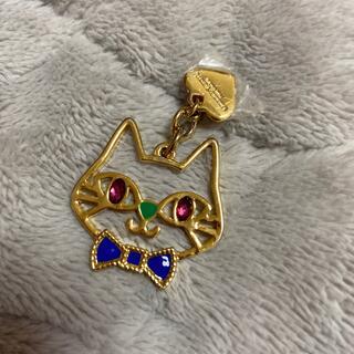 サマンサタバサプチチョイス(Samantha Thavasa Petit Choice)のサマンサタバサプチチョイス 猫チャーム(チャーム)