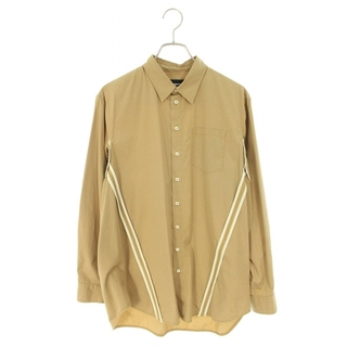 ディースクエアード(DSQUARED2)のディースクエアード 再構築オーバーサイズ長袖シャツ 42(シャツ)