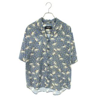 ディースクエアード(DSQUARED2)のディースクエアード ボタニカルドット半袖シャツ 42(シャツ)