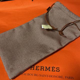 エルメス(Hermes)の新品 タグ付き エルメス皮紐バッグ(バッグ)