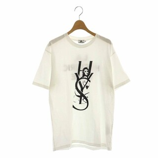 HYSTERIC GLAMOUR - ヒステリックグラマー HYS LOVER Tシャツ カットソー 半袖 プリント