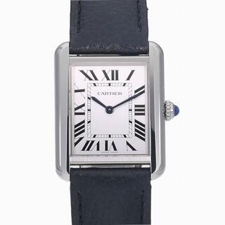Cartier - [c3926]カルティエ タンクソロ SM WSTA0030 中古