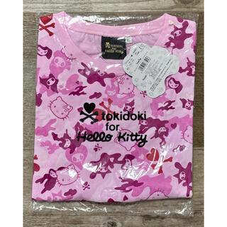 サンリオ - vivitix tokidoki×キティ コラボTシャツ