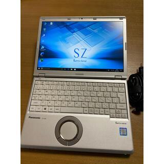 Panasonic - パナソニック レッツノート SZ6 MSOffice 256GB 8GB